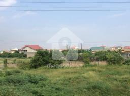 land for sale at Dawhenya